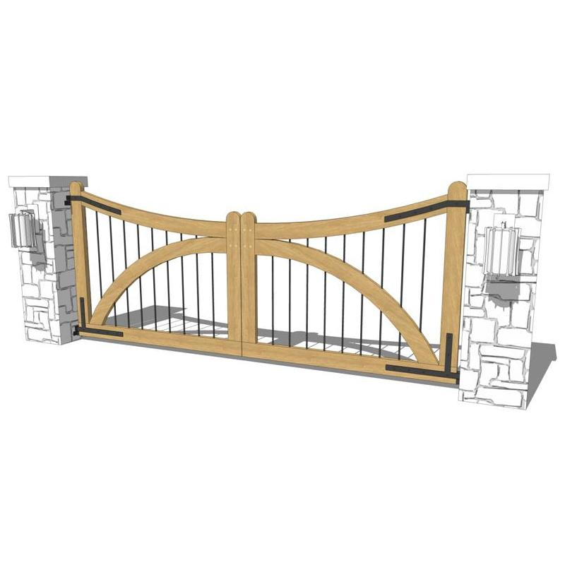 Jeffreys Driveway Gate in various sizes..