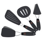 Softworks kitchen spatulas. Four different configu...