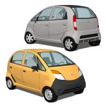Named the cheapest car in the world, this tiny cit...