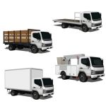 Mitsubishi Fuso RC version
