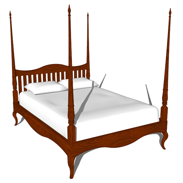 Traditional style bedroom furniture set. Configura....
