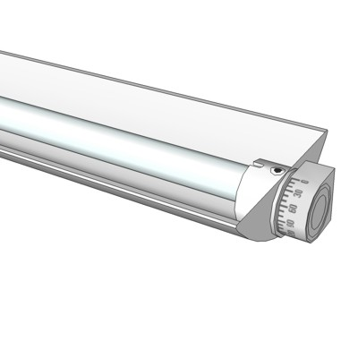 VODE QUE Rail Fixture in 72 and 96 inch configurat....