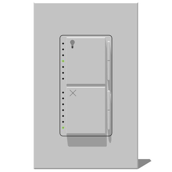 lutron maestro series switches 3d model formfonts 3d models. Black Bedroom Furniture Sets. Home Design Ideas