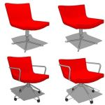 Bond chair series,