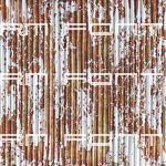 Semi Rusty Corrugated Metal