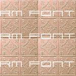 Copper Tile Ceiling Tin Tile
