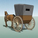 This style for SketchUp 6 applies a dusty backgrou...
